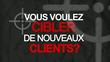 Solutions marketing pour cibler clients animation vidéo