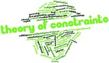 Word cloud for Theory of constraints