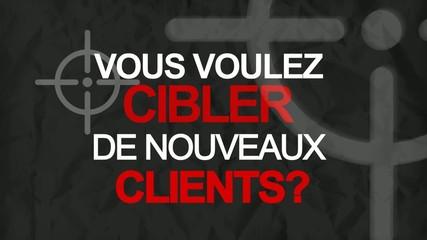Solutions marketing pour cibler clients animation vidéo