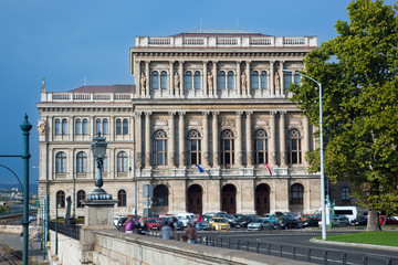 Hungarian Academy of Sciences. Budapest, Hungary