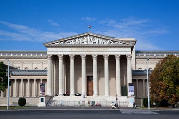 Museum of Fine Arts. Budapest, Hungary