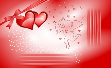 walentynki i amor