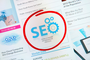Success SEO Advertisement