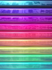 lacquer stripes