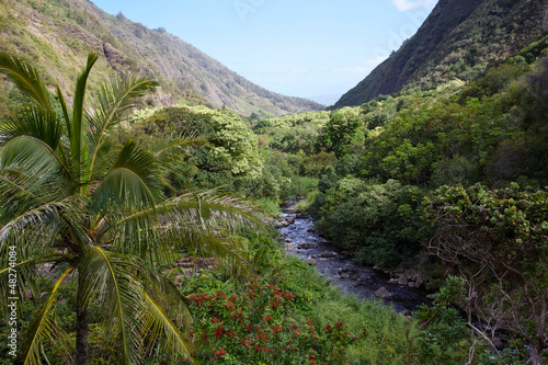 Maui's 'Iao Valley
