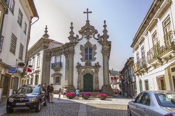 Malheiras chapel, Viana do Castelo - Portugal