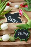 Fototapety Frohe Ostern Bild