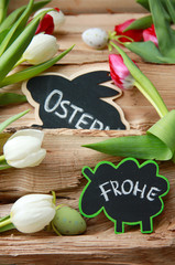Frohe Ostern Bild