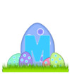 Alphabet Big Egg Hunt M
