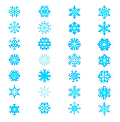 Decorative Snow vector