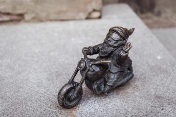 Dwarf in Wroclaw