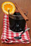 Vin chaud orange et cannelle