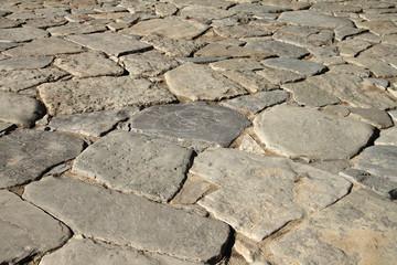 Itálica, calzada romana, año 206 a.C.