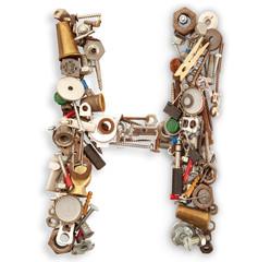 lettera H meccanica