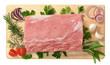 Lonza di suino - Pork loin