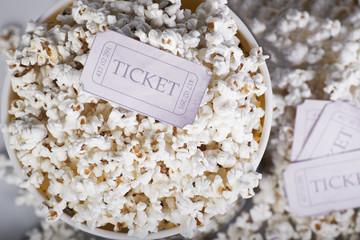 Palomitas para el cine