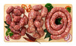 Salsiccia calabra - Calabrian sausage