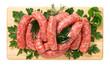 Salsiccia di suino a nodi - Sausage pork