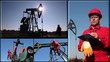Oil  Industry - Montage