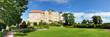 Panoramafoto Schloss Bertholdsburg