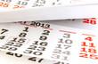 Kalender umblättern
