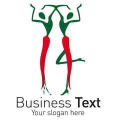logo piment femme restaurant