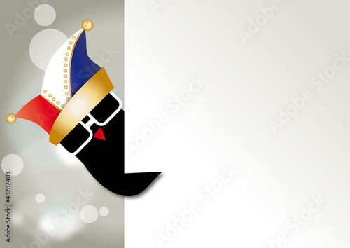 Karneval, Helau, Alaf, Pinguin, Werbefläche