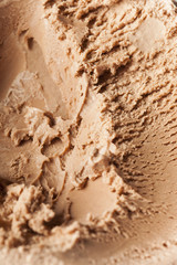 Cold Organic ice Cream