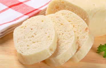 Czech bread dumplings