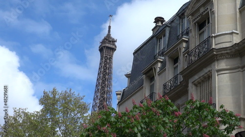 scenes of Paris
