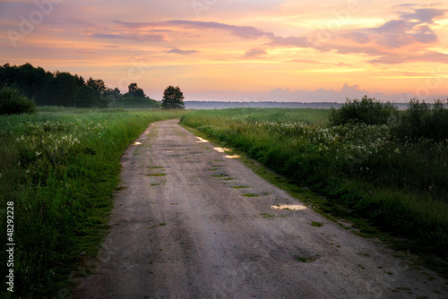 Fototapeten,sunrise,sonne,feld,himmel