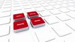 Pad Konzept Rot - Markt Analyse Chance Lösung 2