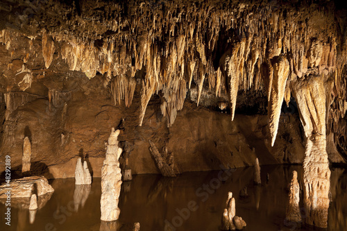 Cavern Reflections
