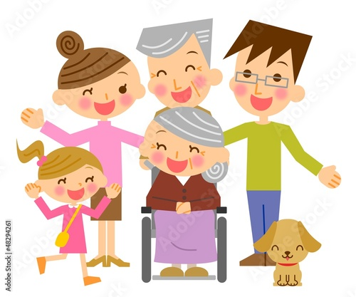 家族 介護