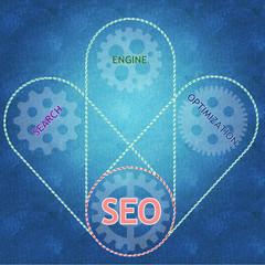Search Engine Optimization business concept
