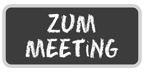 TF-Sticker eckig oc ZUM MEETING