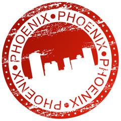 Stamp - Phoenix, USA