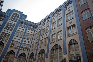 Berlin Mitte – Hackesche Höfe – Hof 1 - Ostseite