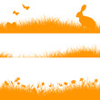 3 Easter Meadow Header Orange