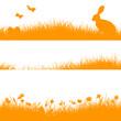 3 Easter Meadow Header Orange