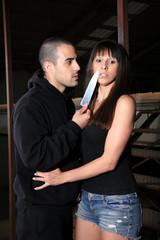 criminal kidnapping a young  girl