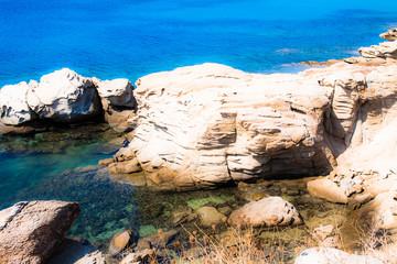 Azure coast of Greece, Zakynthos Island