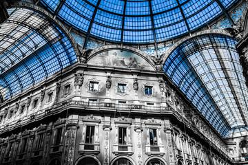 Vittorio Emanuele Gallery - Milan
