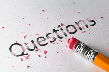 Erasing Questions
