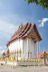 Thailand Buddhist Temple