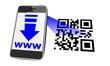 SMARTPHONE QR SCAN www
