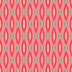modern geometric seamless pattern ornament background