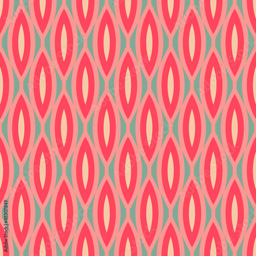 modern geometric seamless pattern ornament background