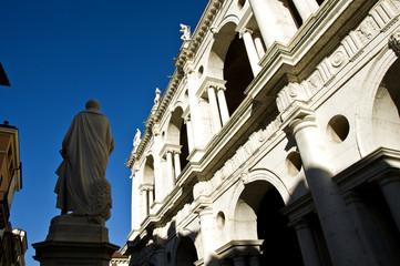 Vicenza - piazzetta Palladio