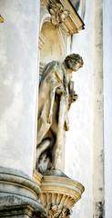 Vicenza - Santuario di Monte Berico - particolare